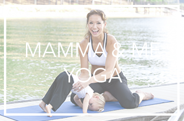 Private Mommy and Me Yoga
